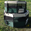 Вольер Тент Medium cредний - общий вид в разных размерах
