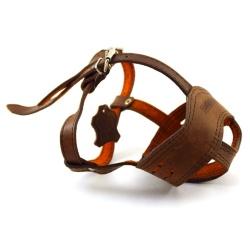 Намордник кожаный №5, модель 703205