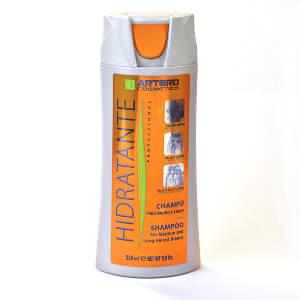 H624 Шампунь увлажняющий Artero Hidratante 250 мл