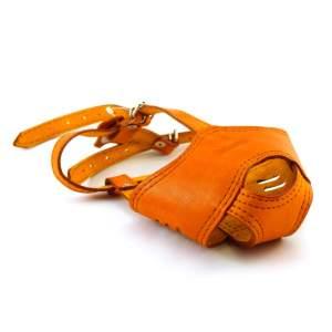 Намордник кожаный №5, модель 703208