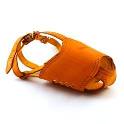 Намордник кожаный №5, модель 703210