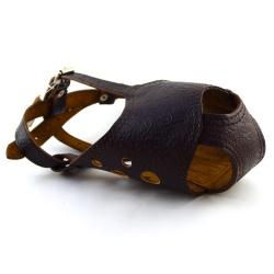 Намордник кожаный №6, модель 703508
