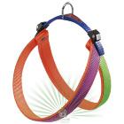 Шлейка Agila Dual Colors 3 сиренево-оранжевая (модель: 75180339)