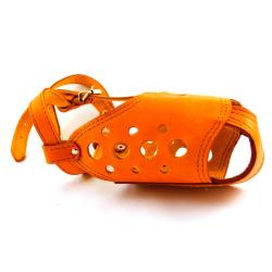 Намордник кожаный №6, модель 703510