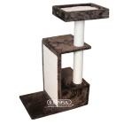 Домик-когтеточка для кошек Арт. 6087