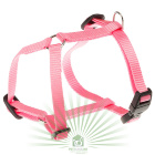 Нейлоновая шлейка Champion P Small розовая