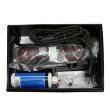 Машинка для стрижки собак и кошек Andis AGC 2 Super Red - содержание упаковки