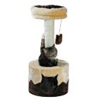 Домик для кошки Nuria черный/бежевый Trixie 43792