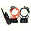 Электрошоковый ошейник DT-Systems Micro IDT z3002 для двух собак - общий вид системы