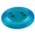 Игрушка для собак пластиковый диск диаметр 19 см Trixie 33561