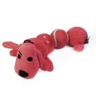 Игрушка для собак Loofa Собака - гусеница