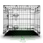 Клетка для собак №6 Triol две двери