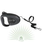 Рулетка-поводок Flippy Tech Cord Small черная