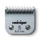 Нож Heiniger №5 6 мм