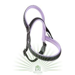 Шлейка Sport Dog P Medium фиолетовая