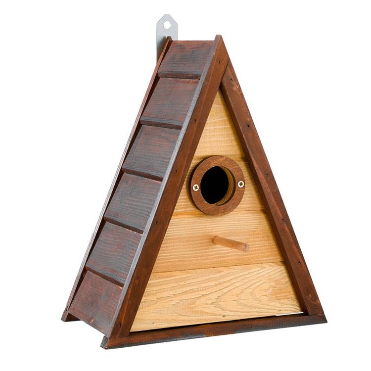 Как сделать гнездо для птиц своими руками видео