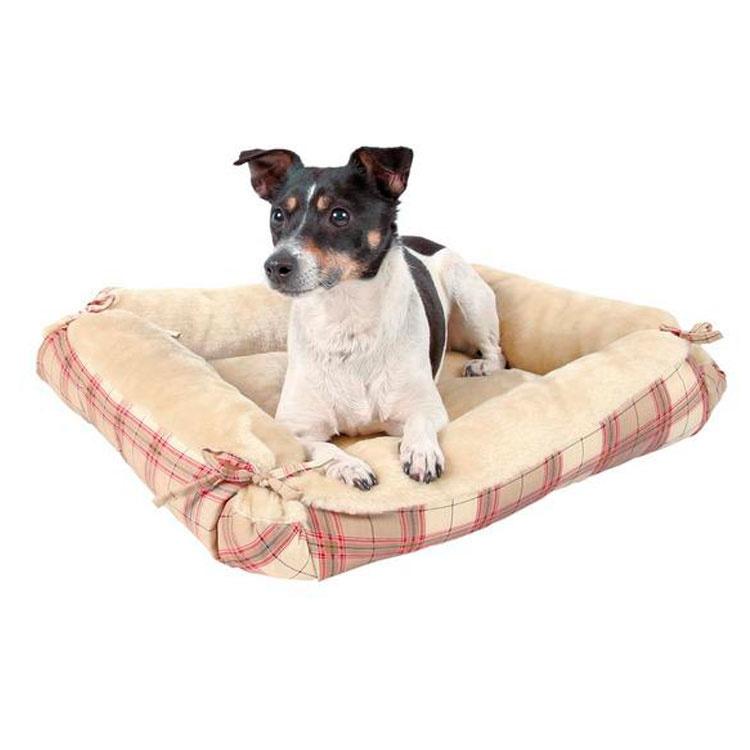 Как сделать подушку для собак