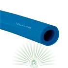 Шланг молочный 16х28 Milkline силиконовый синяя линия (1 метр)