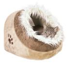 Лежак-пещера для кошек Minou 41х50 см Trixie 36282