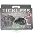 Брелок для отпугивания клещей Tickless черный - упаковка