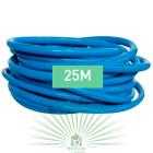 Шланг молочный 16х28 Milkline силиконовый синяя линия (бухта 25 м)