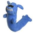 Игрушка для собак Loofa Собака МАКСИ - общий вид, синяя