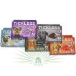 Брелок для отпугивания клещей Tickless коричневый - упаковка