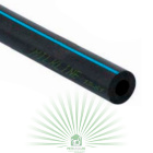 Шланг вакуумный 7х14 Milkline резиновый синяя линия (1 метр)