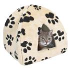 Лежак-пещера для кошек Sheila 40х40 см Trixie 3698