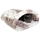 Лежак-тоннель для кошек Leila 46х33 см. Trizie 3695