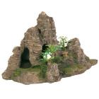 Грот Скалы с пещерой с растениями Trixie 8853
