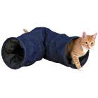 Тоннель для кошек Jeans 50х30 см