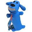 Игрушка для собак Loofa Собака летающая - общий вид, синяя