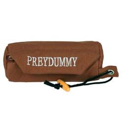 Апорт Preydummy, коричневый, парусина ø 9 см длина 23 см Trixie 32194