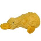 Игрушка для собак Loofa Утка желтая большая