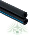 Шланг вакуумный двойной 2х7х13 Milkline резиновый синяя линия (1 метр)