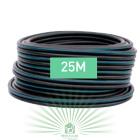 Шланг вакуумный двойной 2х7х13 Milkline резиновый синяя линия (бухта 25 м)
