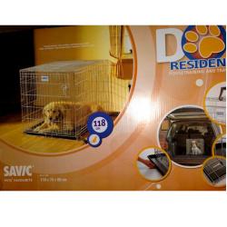 Клетка для собак оцинкованная Savic №6 Бельгия