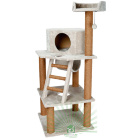 44810 Дом для кошек Trixie Marlena серый