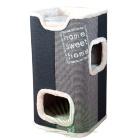 44957 Дом для кошек Trixie Jorge серый